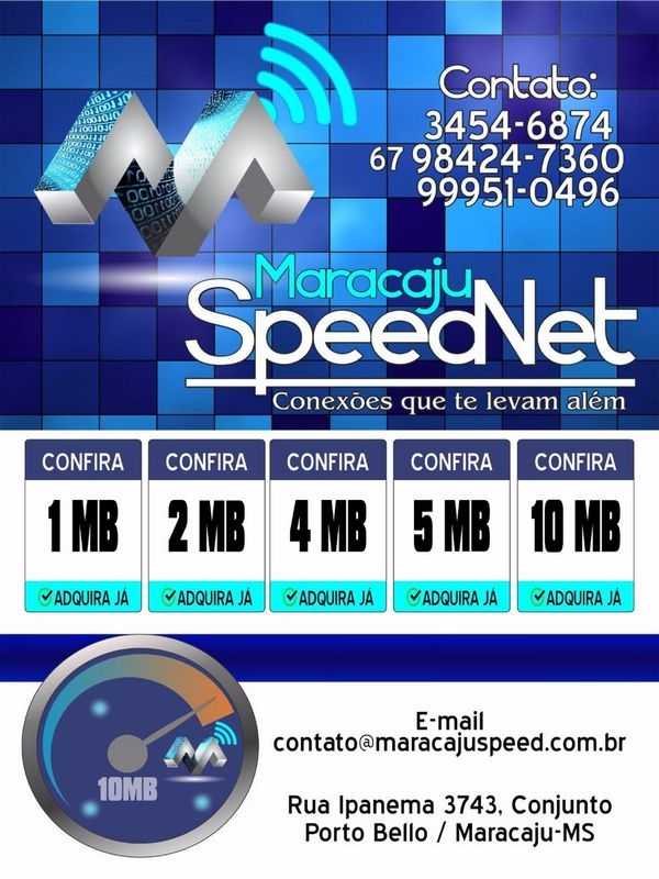 Maracaju Speed Net